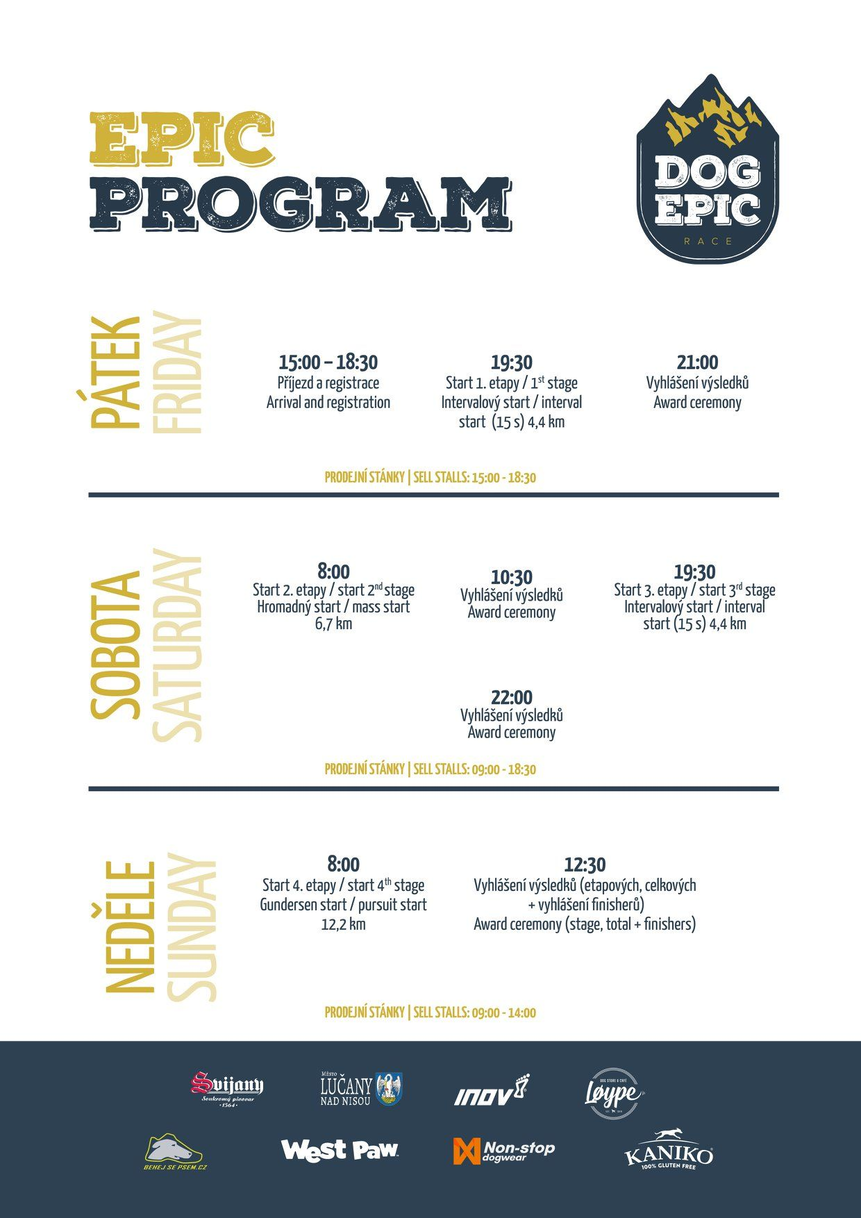 program dog epic 2019